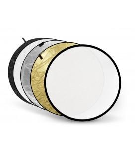 Disco Reflector Flexible 5 en 1 de 80 cm.