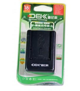 Cargador baterías SONY